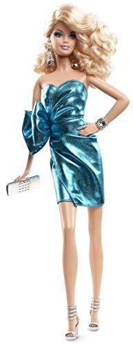 Barbie: The Look City Shine Blonde Doll