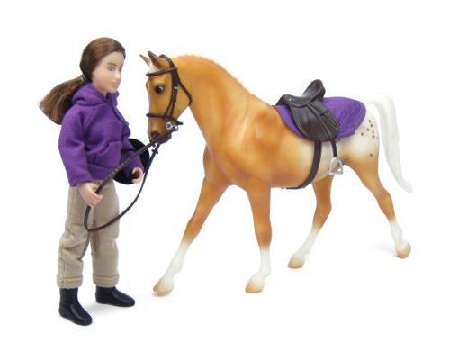Breyer English Horse Rider - Doll Set