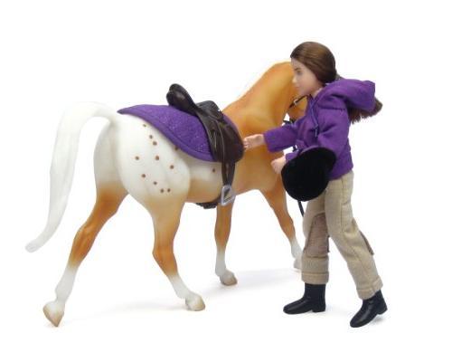 Breyer Horse Rider - Horse Doll Set