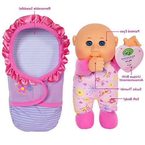 Newborn - With Blanket and Adoption Birth