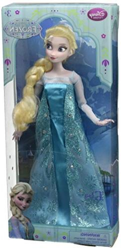 "Disney Frozen Exclusive 12"" Classic Doll Elsa - 2013 Edition"