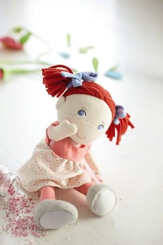 """HABA Soft Doll 8"""" - Doll with for and"""