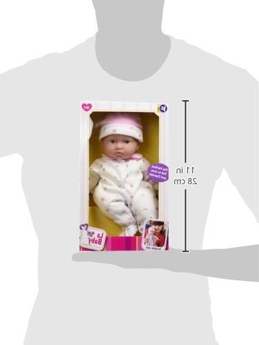 JC 11-inch Washable Play Doll 12 Designed Berenguer