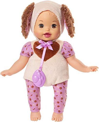 Little Mommy Dress Up Cuties Dreamtime Lamb Doll