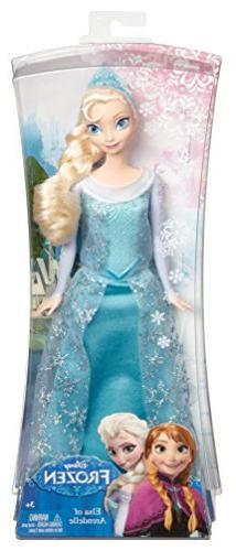 Mattel Frozen Princess