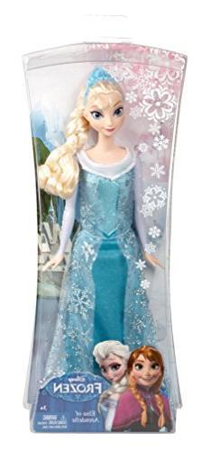 Mattel Disney Frozen Sparkle