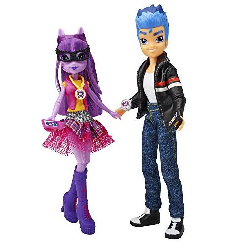 My Little Pony Equestria Girls Sentry Twilight Sparkle 2-Pack