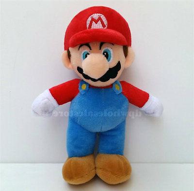 new super mario brothers plush doll stuffed