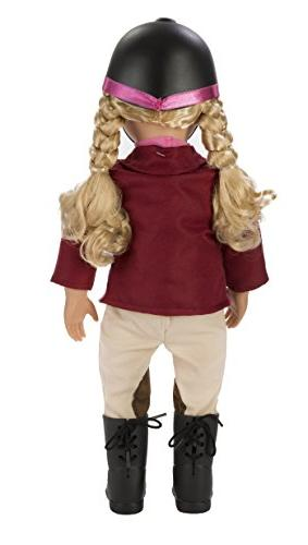 Our Generation Poseable with Outfit, Ceremony and At Shelby Stables Storybook