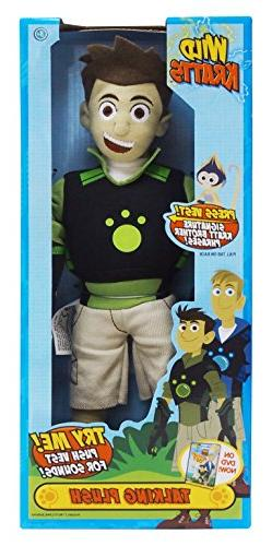 Wild Kratts, Talking Plush, Chris