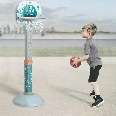Adjustable Kids Over Indoor Sports with US