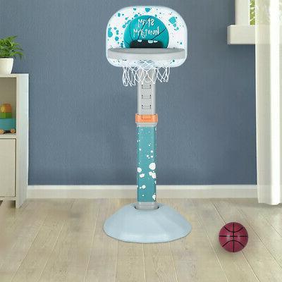 Adjustable Hoop Indoor Sports with US