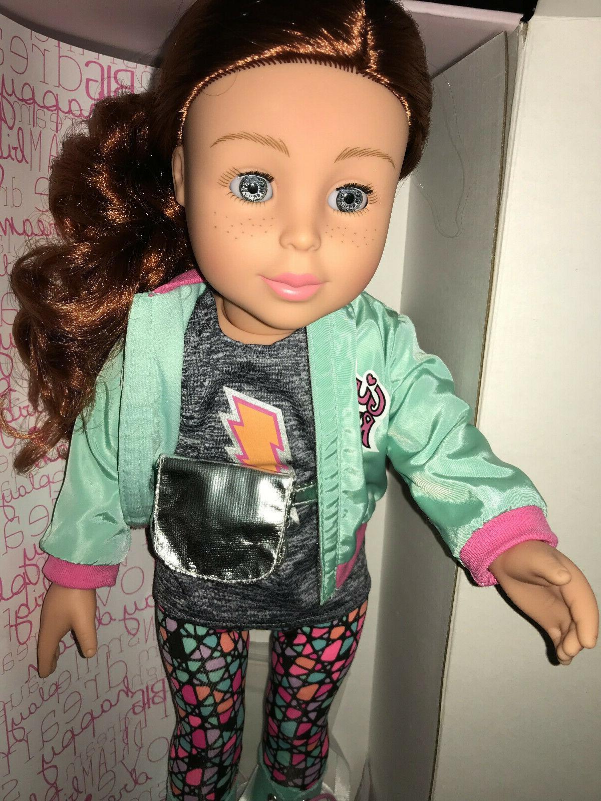 Adora Girls Doll Redhead