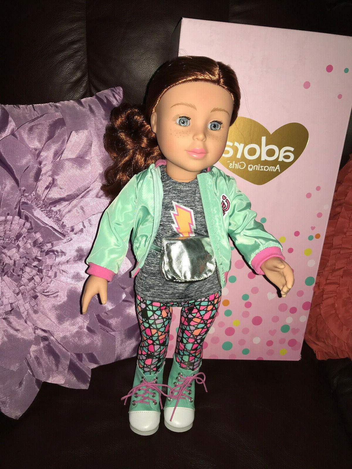 Adora Doll SAM New box.