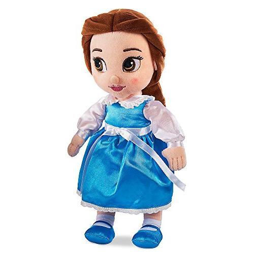 animators collection belle plush doll
