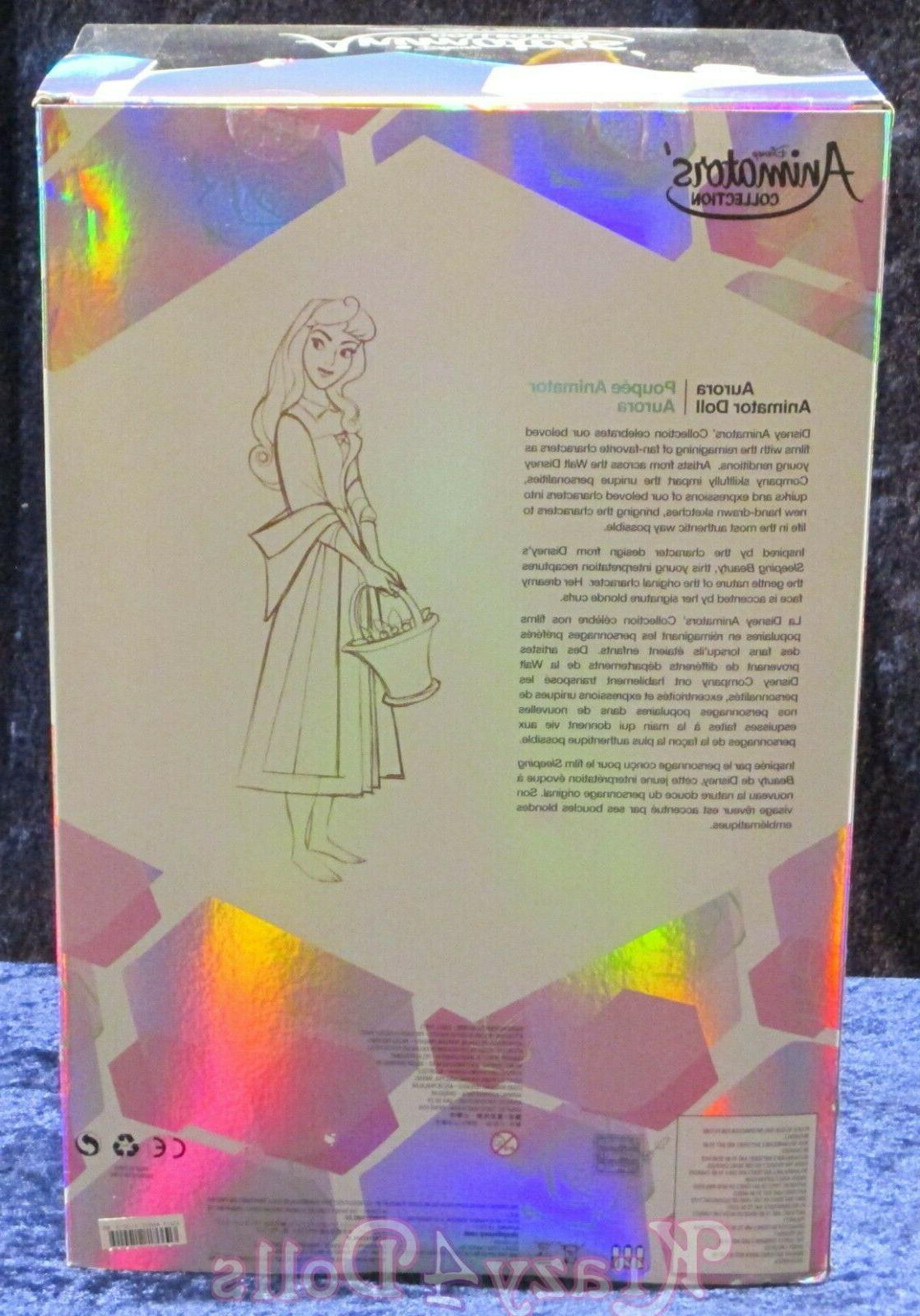 Disney Special Edition Toddler Doll Aurora