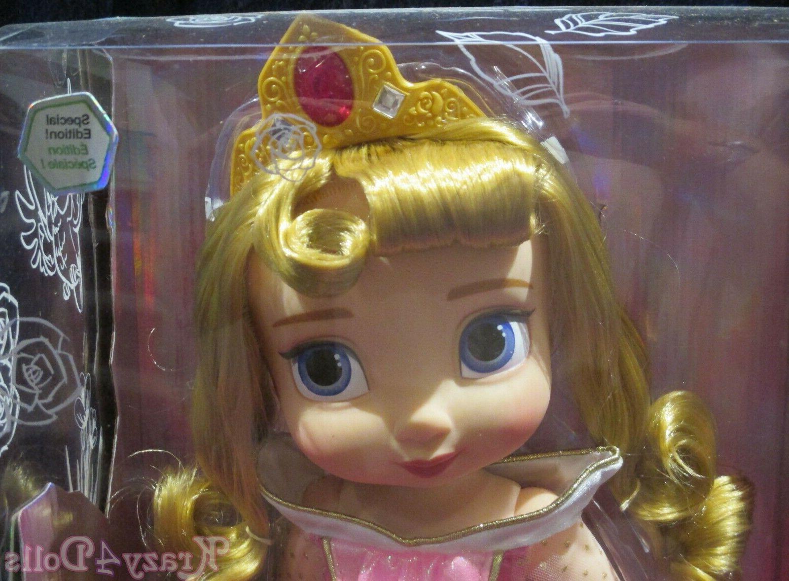 "Disney Edition 16"" Aurora New!"