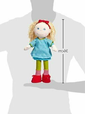 HABA Annie Doll Blonde Face
