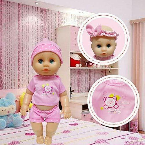 ARTST Baby Doll Hats + 1 Bowknot