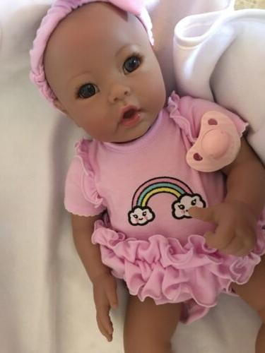 Asian Biracial Babydoll + Adora Reborn