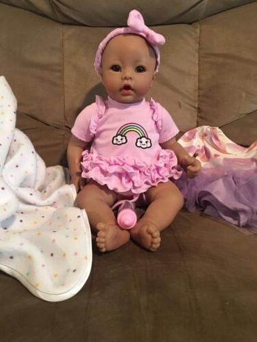 Asian Biracial Adora Reborn Doll