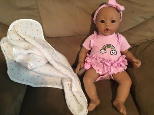 Asian Biracial Babydoll Adora Babytime Reborn