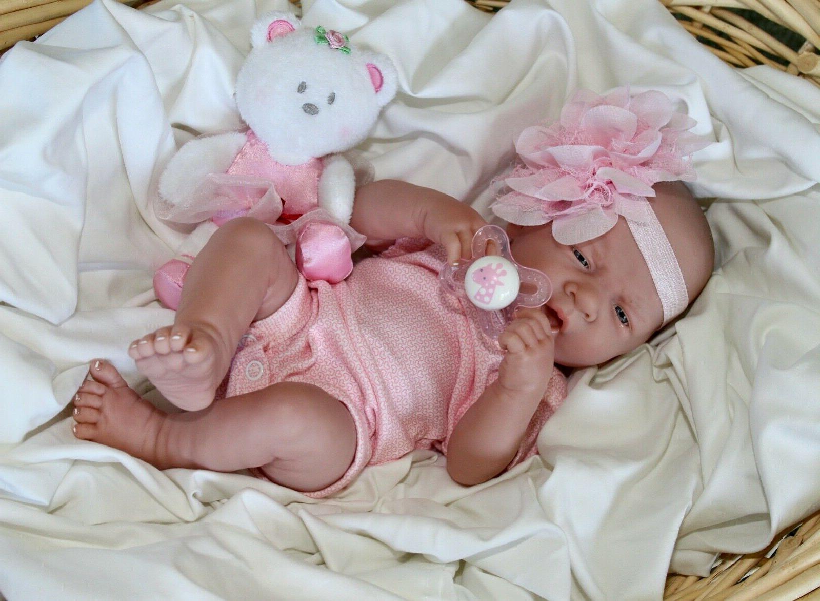 AWW! Berenguer Preemie Pacifier Doll