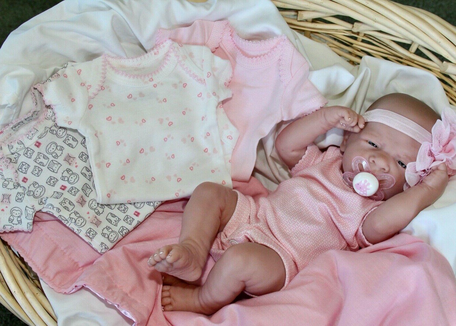 AWW! It's Baby GIRL! Berenguer Life Like Preemie