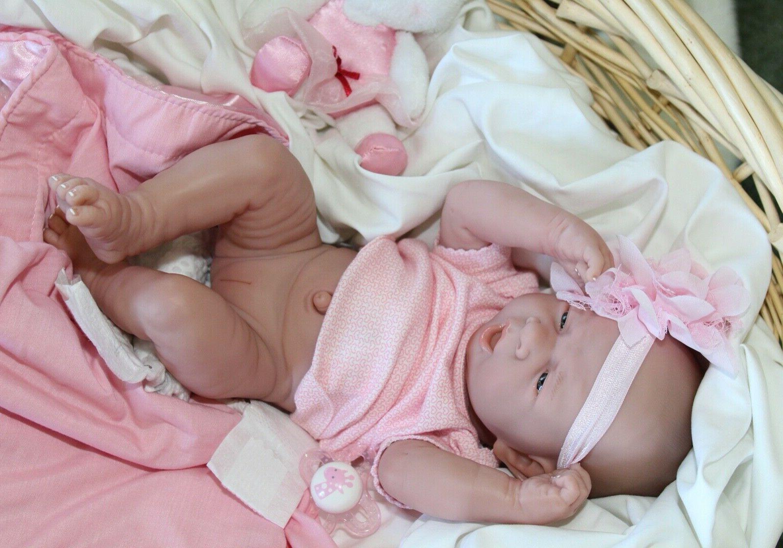 AWW! It's Baby Berenguer Life Like Reborn