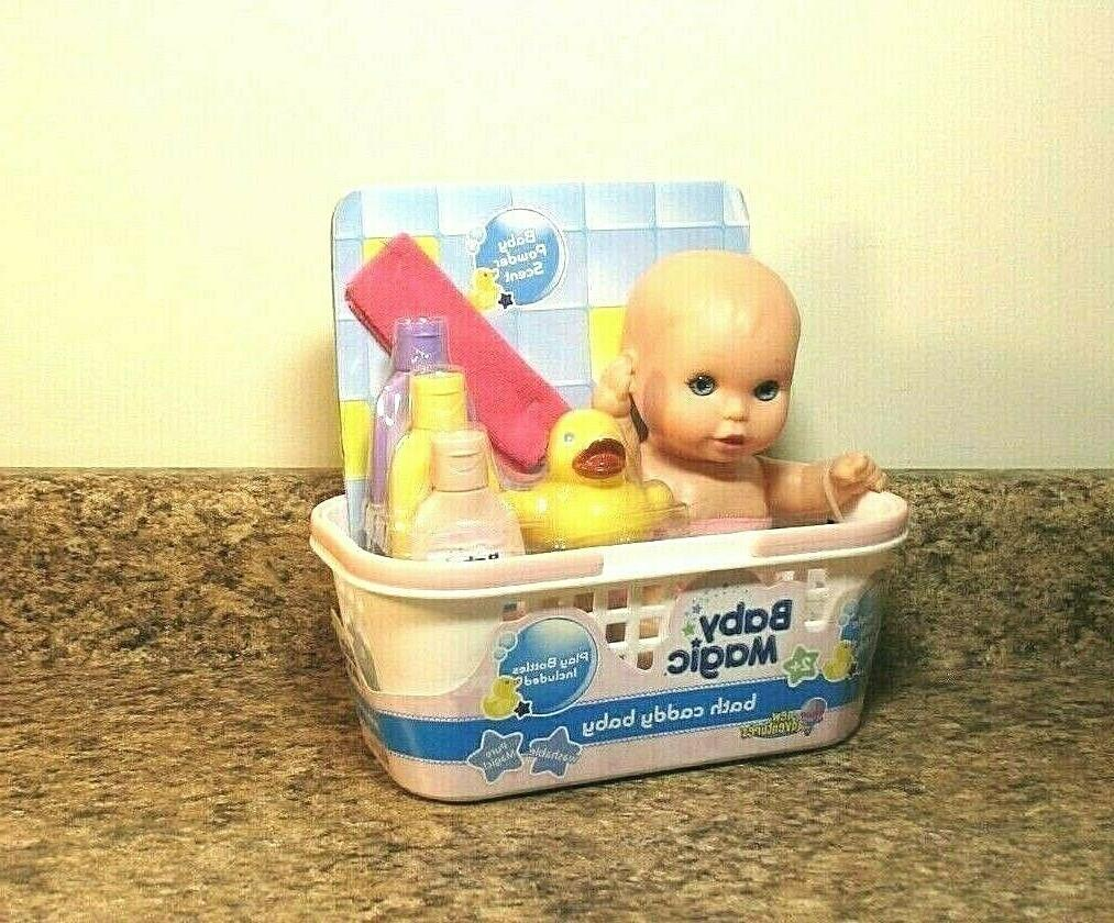 Baby Magic Doll And Set NEW