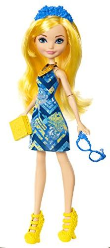 Ever After High Back to School Blondie Lockes Doll