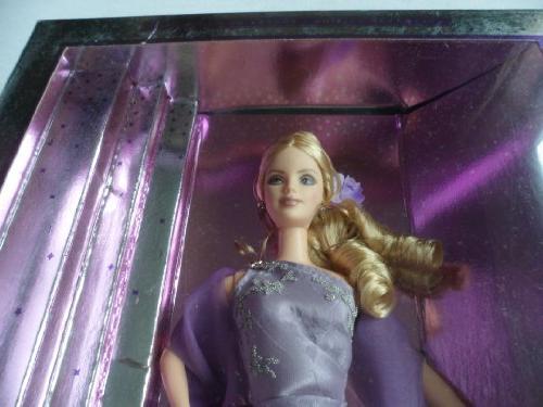 Barbie 2003 Collector Edition Purple dress