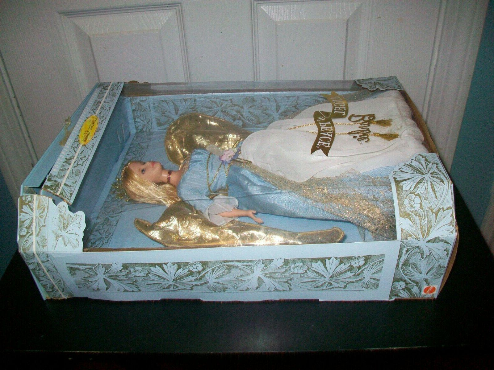 Barbie Angel of Doll Collector Edition New DAMAGED Box