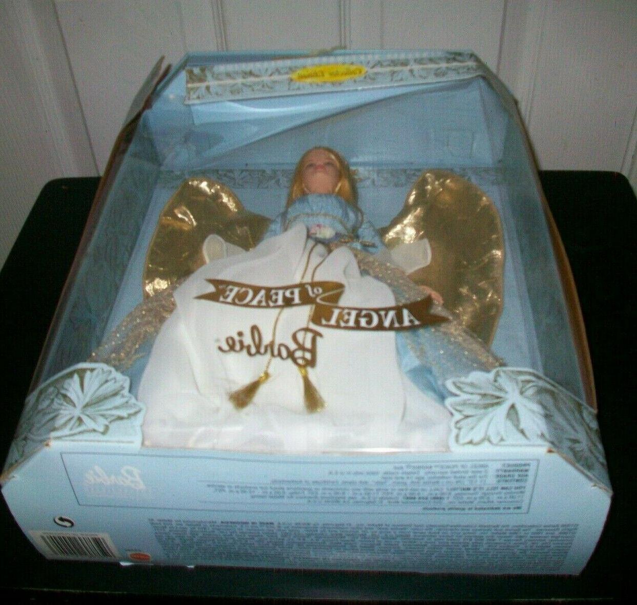 Barbie Angel Doll New In DAMAGED Box