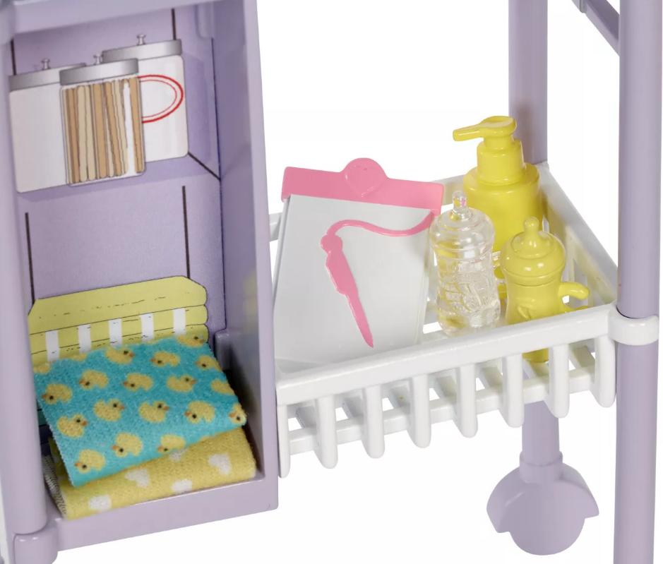 👯💃Barbie Baby Playset 2 Baby and