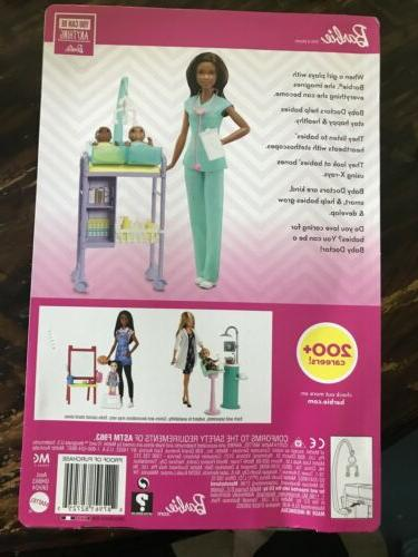 Barbie Baby Playset Ages