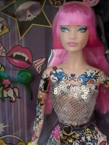 Barbie Tokidoki Barbie Model Doll
