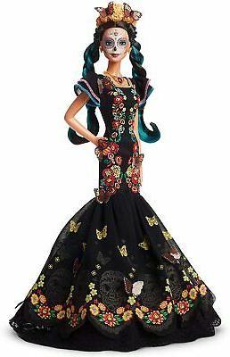 barbie dia de muertos day of