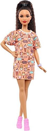 barbie fashionistas style sweet doll