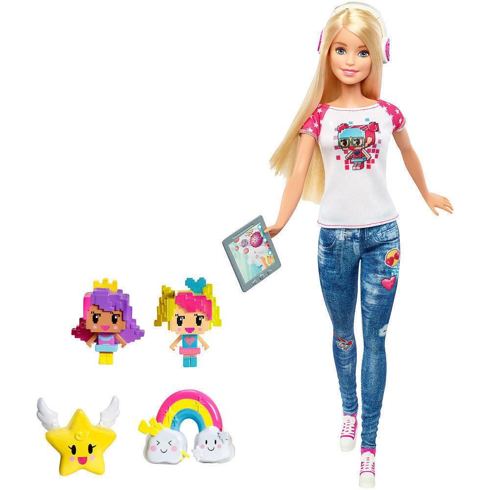 Barbie Video Game Hero Doll Playset