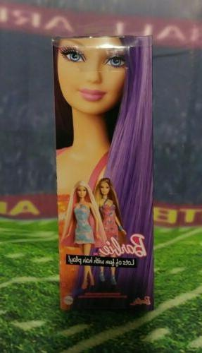 BARBIE HAIR-TASTIC DOLL'S LONG HAIR HAIR NEW!