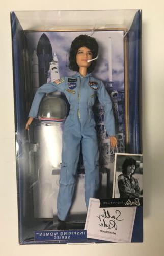barbie inspiring women sally ride american astronaut