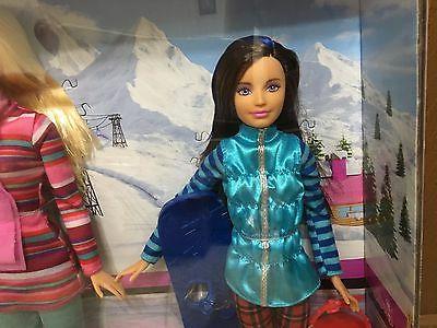 Barbie Sisters Chelsea Skipper Pink Getaway Dolls