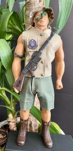 Billy Gay Doll Military Outfit Only