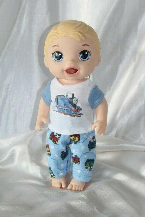 Boy 12 Dolls Thomas Train