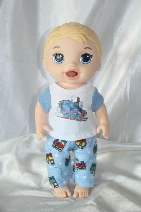 Boy Clothes 12 inch Baby Dolls Thomas