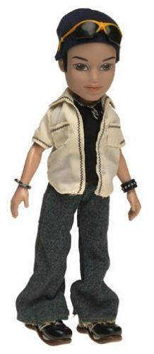Bratz Eitan Nu-cool Collection Doll
