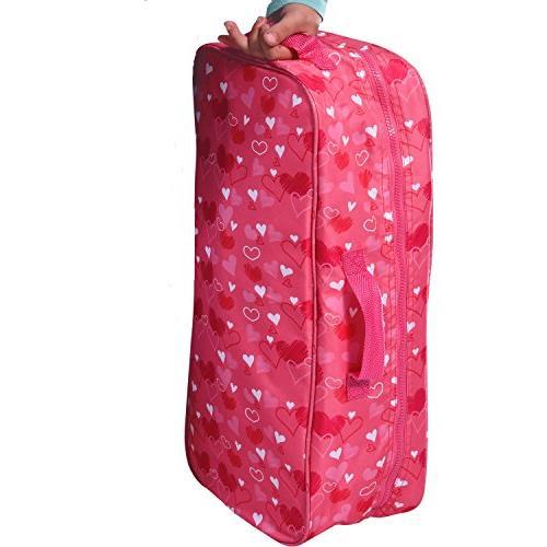 case suitcase storage bag fits