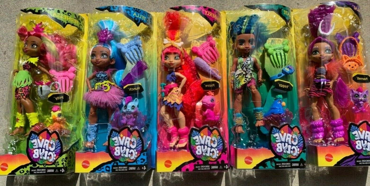 Cave Fashion Complete New Mattel Toys