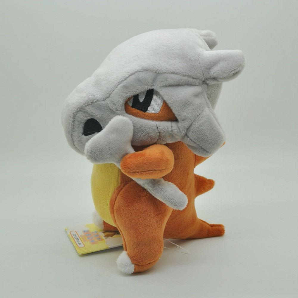 Pokemon Mask Cubone Plush Toy